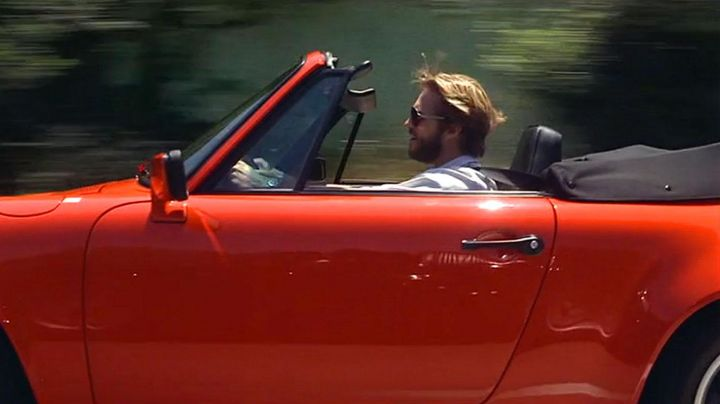 The Porsche 911 SC of Jeff Bridges in Against all odds - Movie Outfits and Products