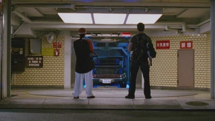 The Porsche Twinkie (Bow wow) in The Fast and The Furious: Tokyo Drift - Movie Outfits and Products