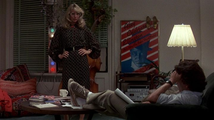 The Puma Suede shoes of Michael Dorsey (Dustin Hoffman) in Tootsie - Movie Outfits and Products