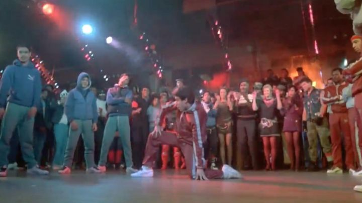 The Puma sneakers classic vintage worn by breakdancers in Beat Street - Movie Outfits and Products