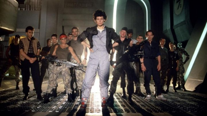 The Reebok Alien Stromper of Ripley in Aliens the return - Movie Outfits and Products
