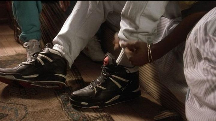 Fashion Trends 2021: The Reebok Pump of Tupac in Juice