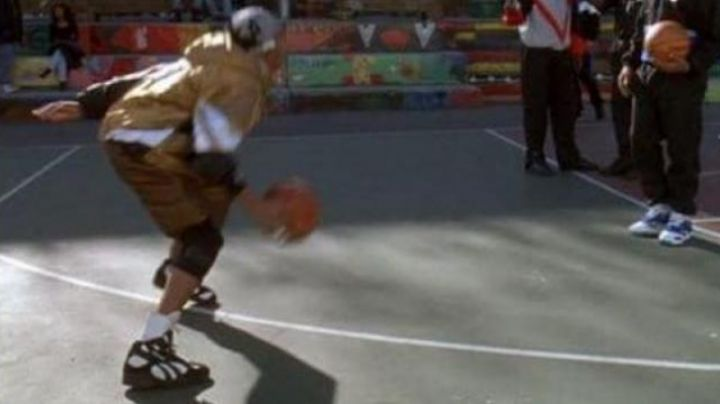 The Reebok shoes The Pump in Above The Rim - Movie Outfits and Products