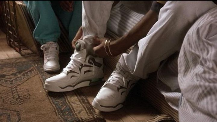 The Reeboks of Tupac Shakur in Juice - Movie Outfits and Products