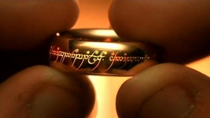The Ring  as seen in the Lord of the Rings: The Fellowship of the Ring - Movie Outfits and Products