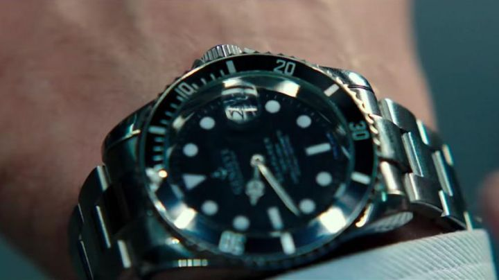 The Rolex watch Submariner in XXx: Reactivated - Movie Outfits and Products