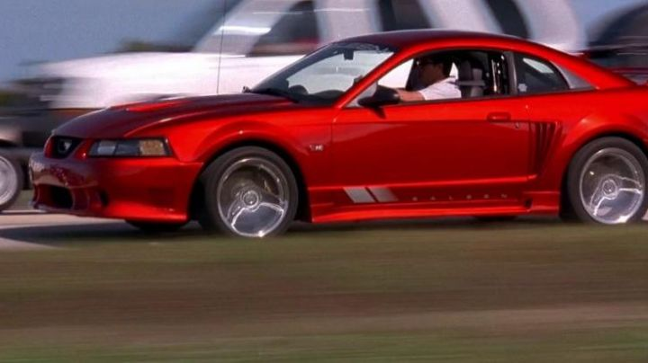 The Saleen S281 in 2 Fast 2 Furious - Movie Outfits and Products