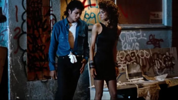 Fashion Trends 2021: The Shirt of Michael Jackson in Moonwalker (The Way You Make Me Feel)