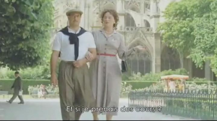 The Square Jean XXIII in Julie and Julia (Meryl Streep) - Movie Outfits and Products