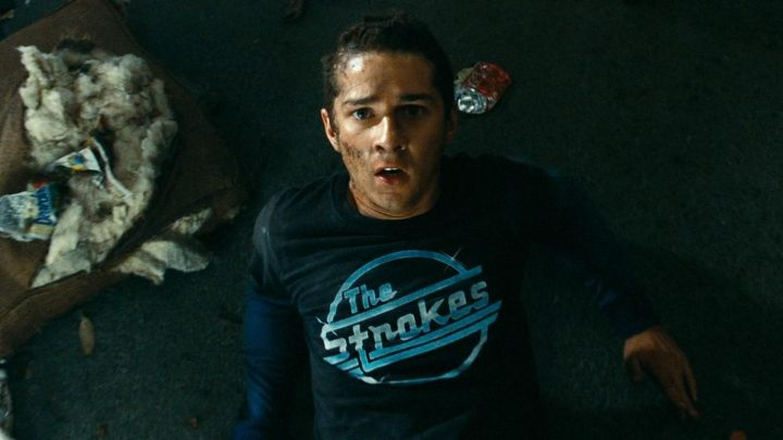 The Strokes T-Shirt worn by Sam Witwicky (Shia LaBeouf) in Transformers Movie