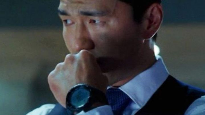 Fashion Trends 2021: The Suunto watch Rick Yune in The fall of the White House