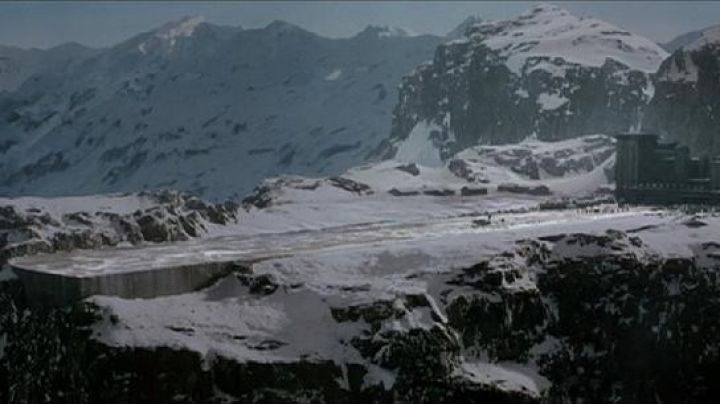 The Swiss Alps in GoldenEye - Movie Outfits and Products