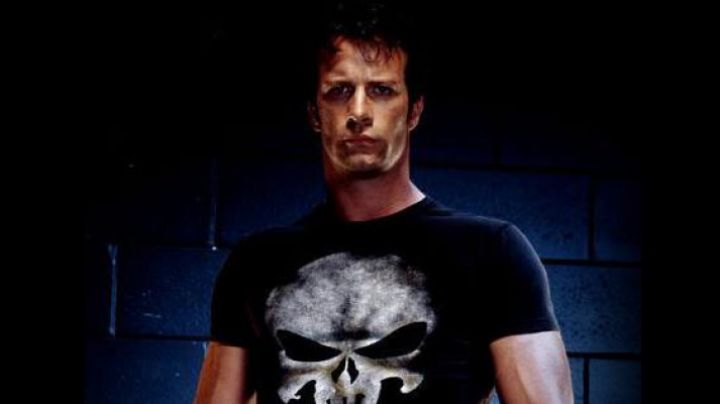 The T-Shirt worn by Frank Castle (Thomas Jane) The Punisher movie