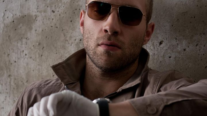 Fashion Trends 2021: The TAG Heuer watch of Jai Courtney in Jack Reacher