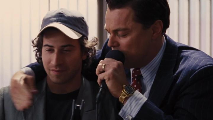 Fashion Trends 2021: The Tag Heuer 1000 of Jordan Belfort (Leonardo DiCaprio) in The wolf of Wall Street