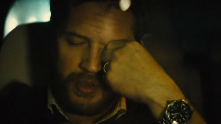 Fashion Trends 2021: The Tag Heuer Tom Hardy in Locke