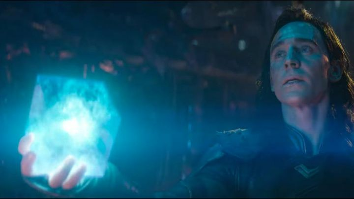 Fashion Trends 2021: The Tesseract that holds Loki (Tom Hiddleston) in Avengers : Infinity War