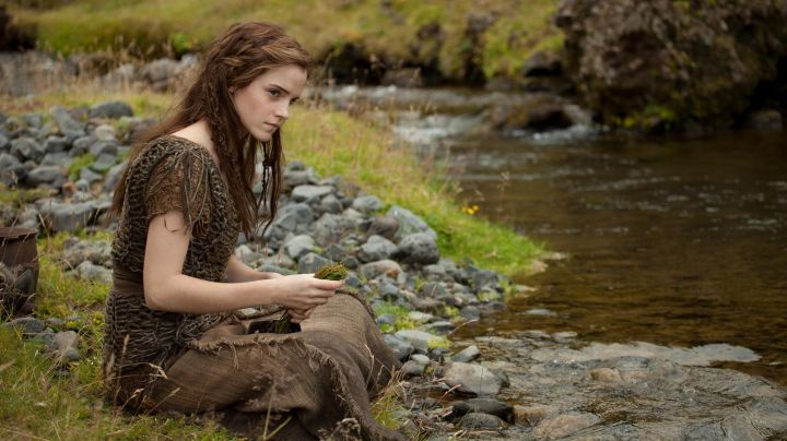 The Top of Ila (Emma Watson) in Noah - Movie Outfits and Products