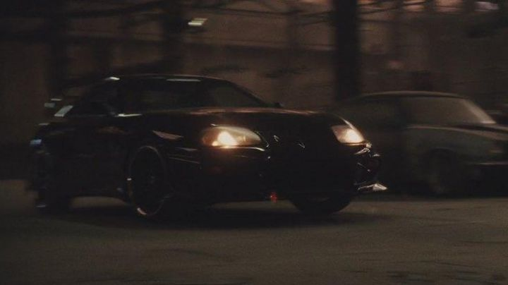 The Toyota Supra of Tej Parker (Ludacris) in Fast & the Furious 5 - Movie Outfits and Products