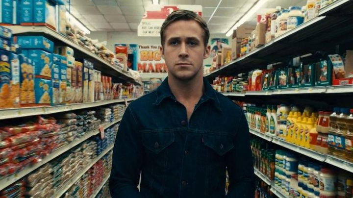 The Trucket Jacket in jean to the driver (Ryan Gosling) in Drive