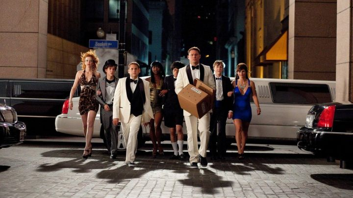 The VANS of Jonah Hill in 21 jump street - Movie Outfits and Products