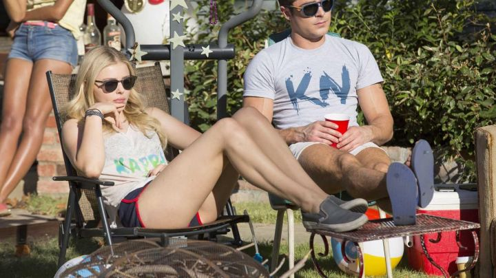The Vans shoes classic slip-on Brooke (Halston Sage) in Our worst neighbors - Movie Outfits and Products