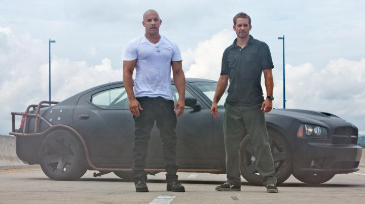 The Vans shoes of Brian O'conner (Paul Walker) in Fast & the Furious 5 - Movie Outfits and Products