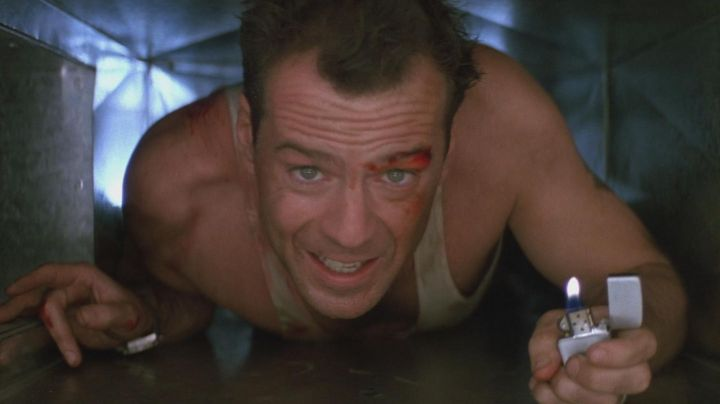 Fashion Trends 2021: The Zippo lighter to John McClane (Bruce Willis) in die hard