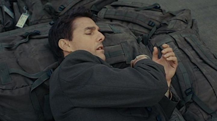 Fashion Trends 2021: The actual label of the package seen in Edge of Tomorrow