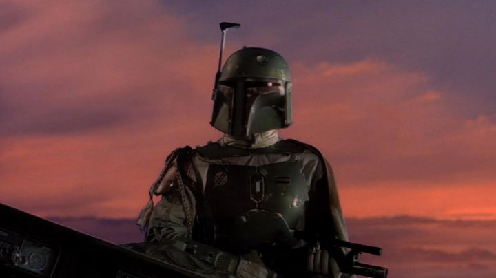 The armor of Boba Fett (Jeremy Bulloch in Star Wars episode VI : Return of The Jedi - Movie Outfits and Products