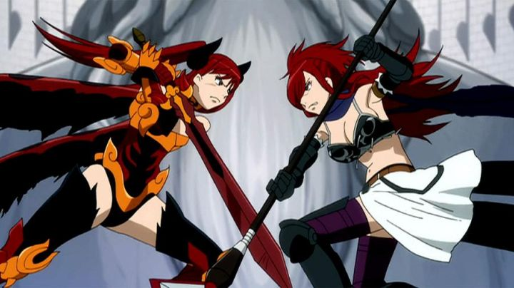 The armor of Ezra Scarlett in Fairy Tail - Movie Outfits and Products