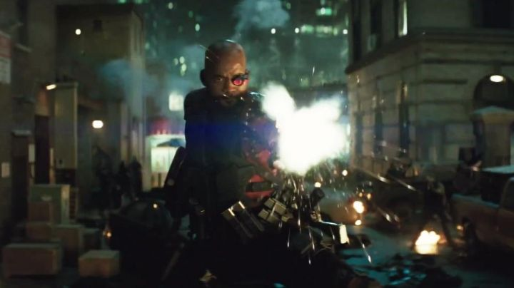 The armor of Floyd Lawton / Deadshot (Will Smith) in Suicide Squad - Movie Outfits and Products