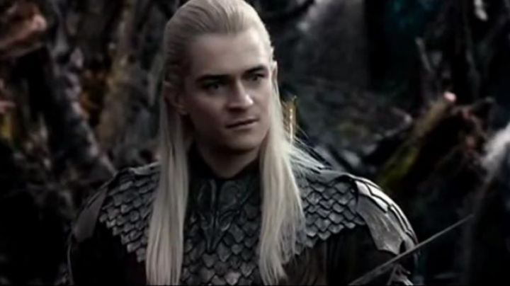 The armor of Legolas (Orlando Bloom) in The Hobbit : The desolation of Smaug - Movie Outfits and Products