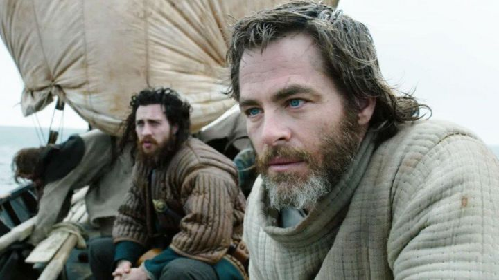 The armor padded of Robert the Bruce (Chris Pine) in Outlaw King : The King out-of-the-law Movie