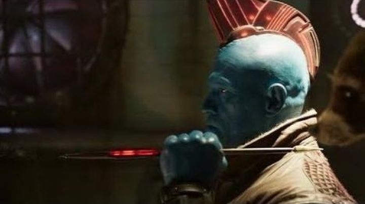The arrow and the iroquois red Yondu Udonta (Michael Rooker) Guardians Of The Galaxy 2 - Movie Outfits and Products