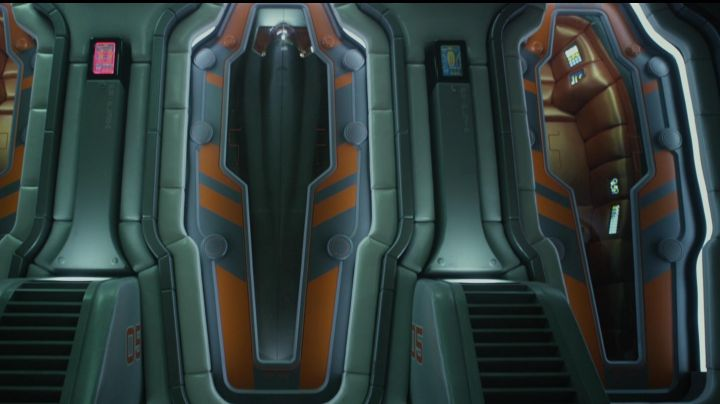 Fashion Trends 2021: The authentic capsule of escape of Meredith Vickers (Charlize Theron) in Prometheus