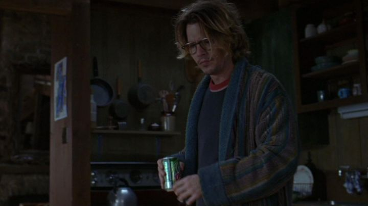 Fashion Trends 2021: The authentic dress of the Death room and Rainey (Johnny Depp) in Secret Window