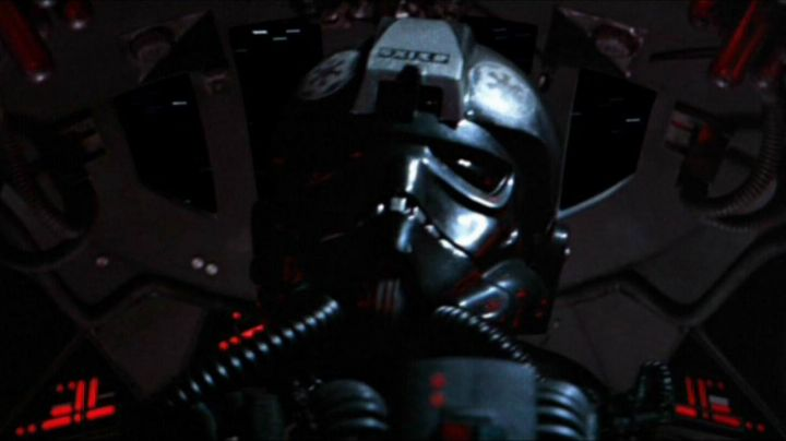 The authentic gloves black-driver Tie Fighter in Star Wars V : The Empire against attack - Movie Outfits and Products