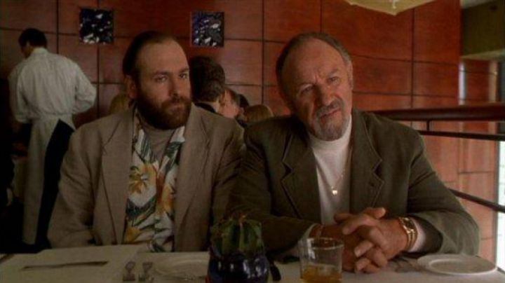 Fashion Trends 2021: The authentic jacket of Harry Zimm (Gene Hackman) in Get Shorty