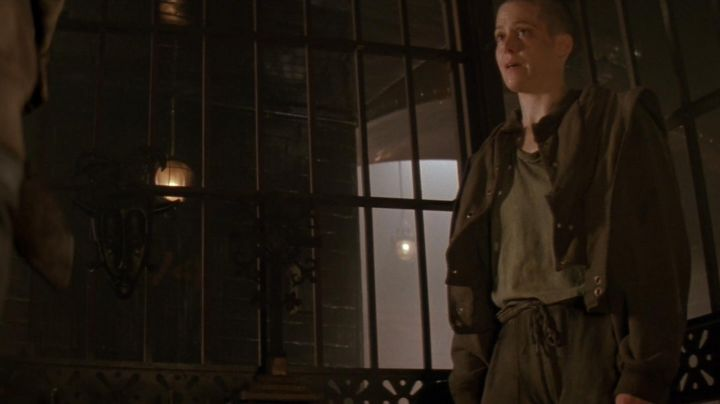Fashion Trends 2021: The authentic jacket of Ripley (Sigourney Weaver) in Alien 3