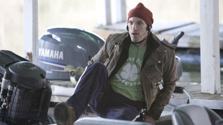 "The authentic t-shirt green ""Kiss Me I'm Irish"" Waylon Forge (Ned Bellamy) in Twilight"