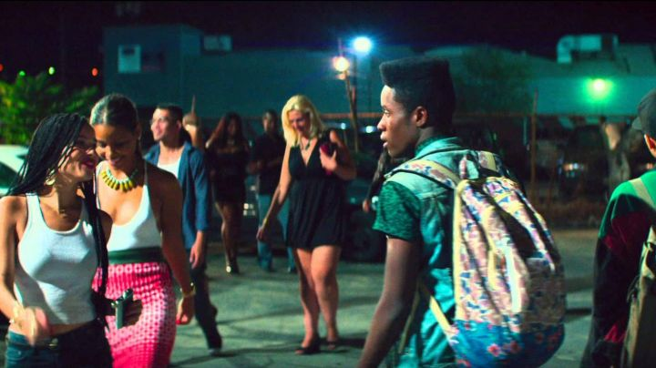 Fashion Trends 2021: The backpack Herschel Supply Co. Malcolm (Shameik Moore) in Dope