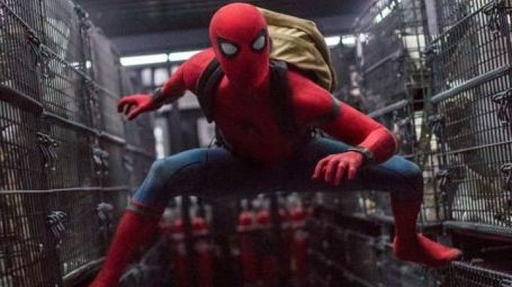 The backpack of Peter Parker / Spider-Man (Tom Holland) in Spider-Man : Homecoming - Movie Outfits and Products