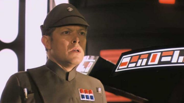 Fashion Trends 2021: The badge of Major e the Empire in Star Wars V : The empire against attack