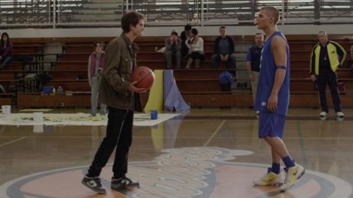 Fashion Trends 2021: The basketball Rawlings, Peter Parker (Andrew Garfield) in The Amazing Spider-Man
