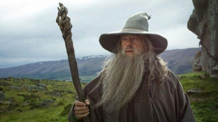 Fashion Trends 2021: The baton of Gandalf the Grey in the Lord of The Rings