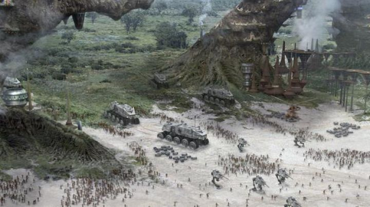 Fashion Trends 2021: The bay of Phang Nga in Thailand which serves as a backdrop to the forests of through some in Star Wars III : Revenge of The Sith