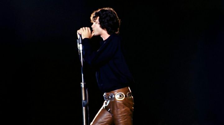 The belt Navajo worn by Jim Morrison at Live At The Hollywood Bowl The Doors - Movie Outfits and Products