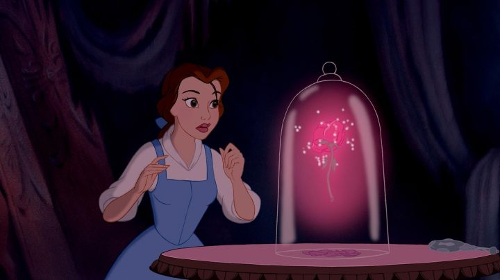 Fashion Trends 2021: The blue dress of Belle in beauty and The Beast