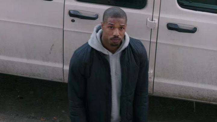 Fashion Trends 2021: The bomber navy blue of Michael B. Jordan in Creed